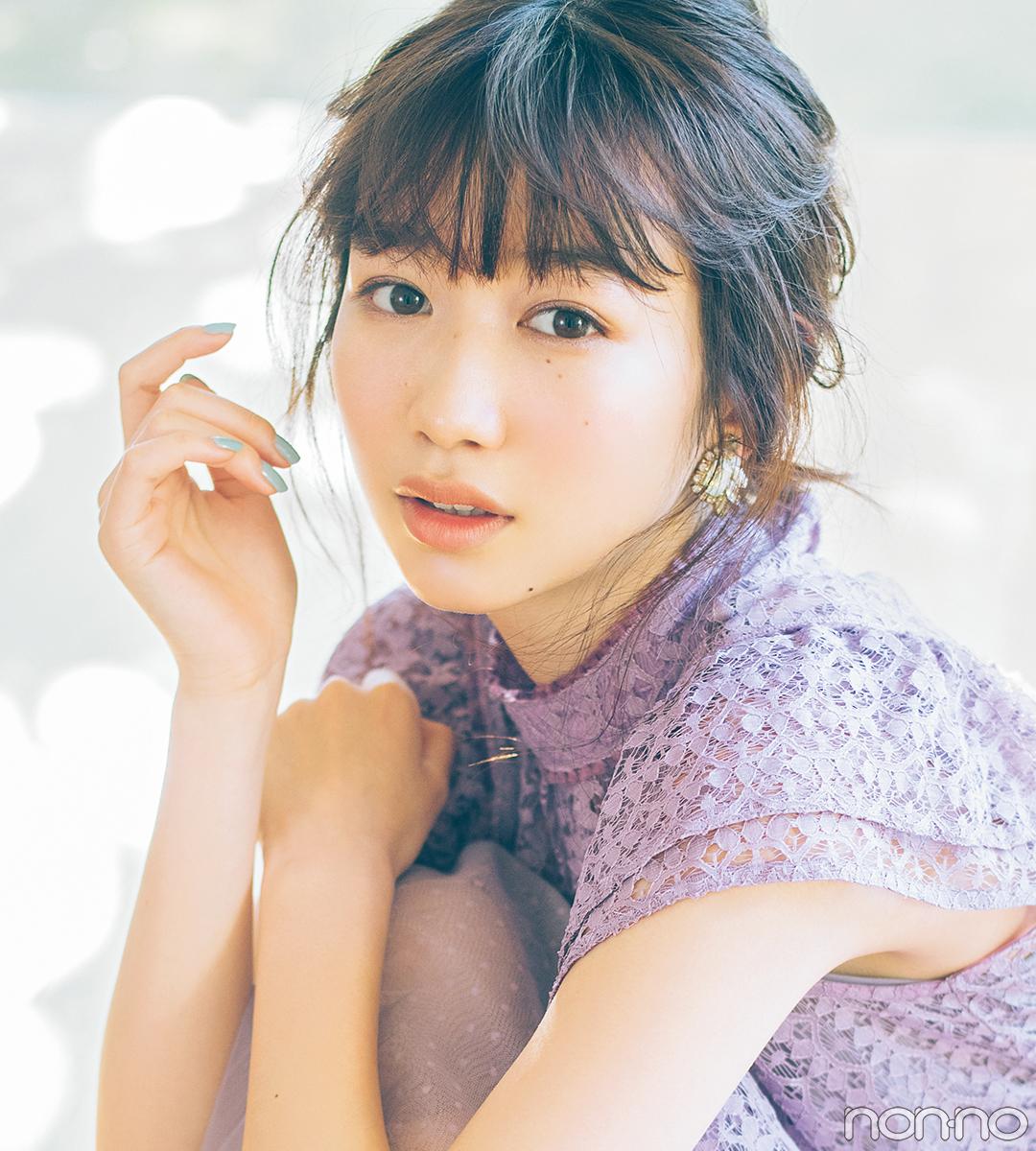 岡本夏美、ノンノモデルになりました! _1_1