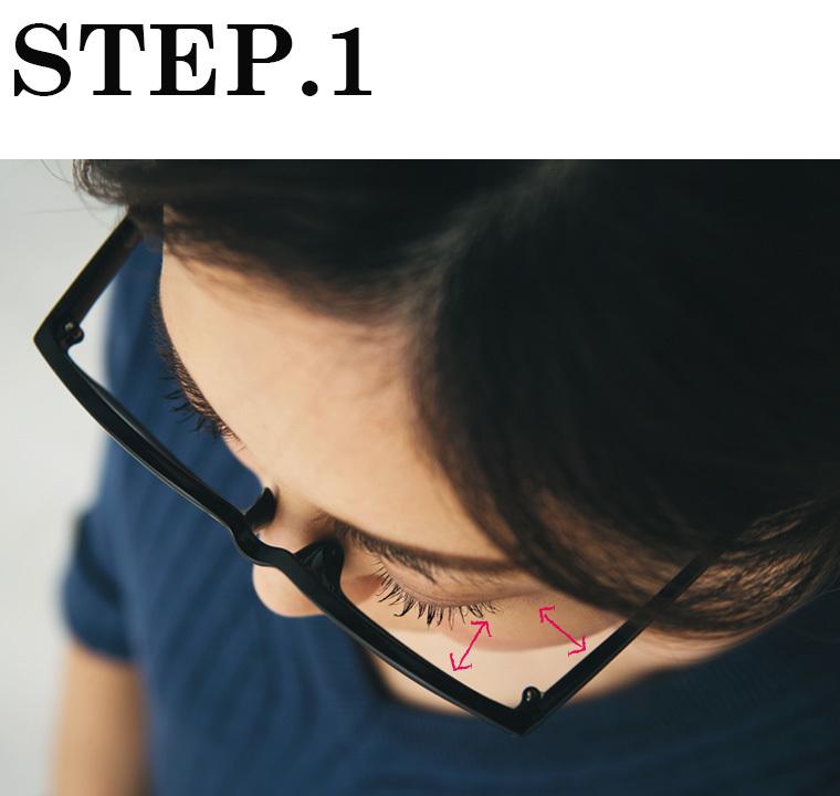 運命のメガネの探し方「メガネに慣れていないので、ストレスの少ないものを選びたい」_1_3-1