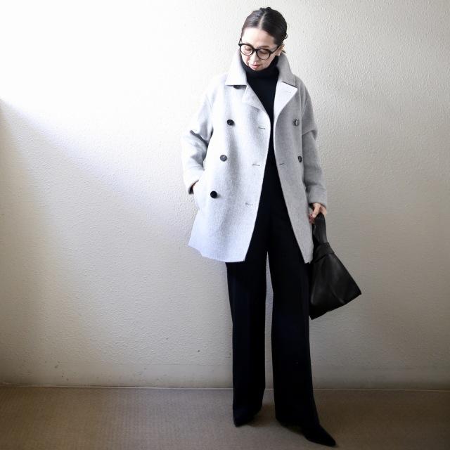 身長低めさんに嬉しいトレンド「ショート丈コート」! 今年の特徴&着こなしのコツは?【小柄バランスコーデ術#02】_1_11