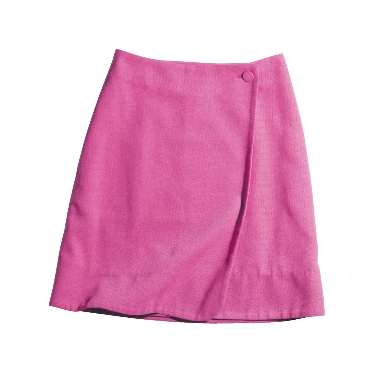 アラフォーでも着たい! 春の本命カラー、ピンクのスカート _1_1