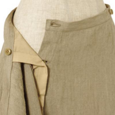 """着映え力が自慢 """"涼しく、きれいで、心地よい""""Tシャツ&スカート_1_5"""