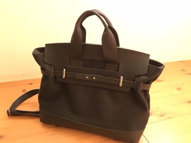 刺し子織のモードなバッグ♡_1_1-1