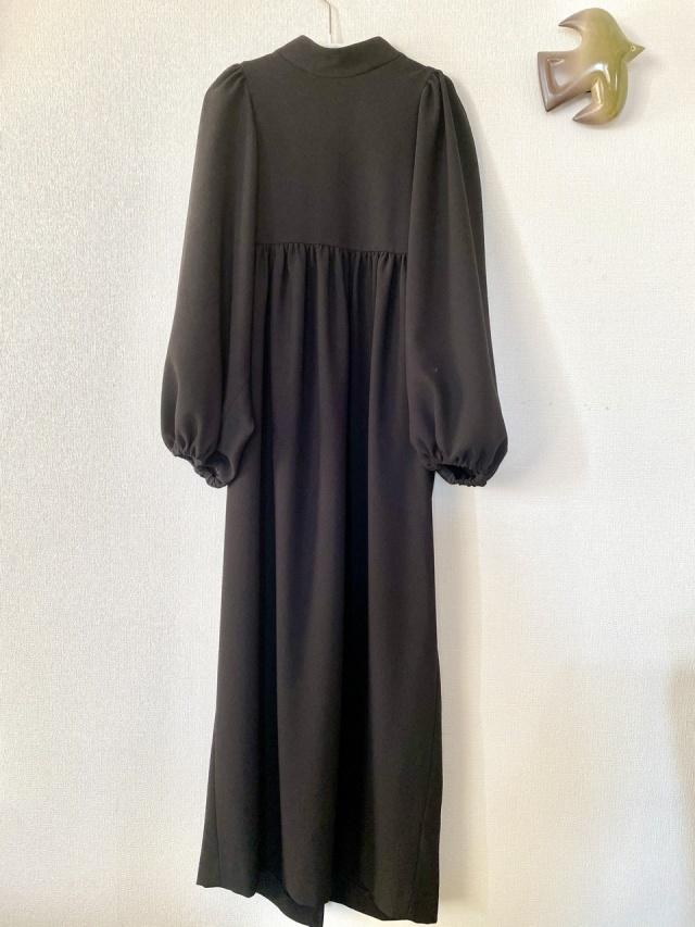 40代、初心にかえってリトルブラックドレスを更新しました。_1_1