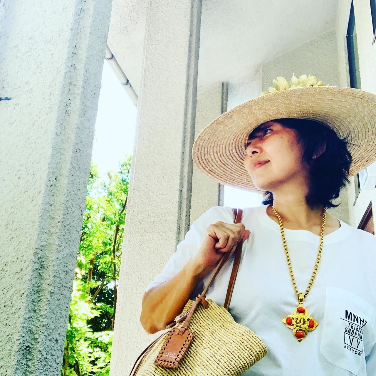 jマダムのお帽子Style♪_1_6-1