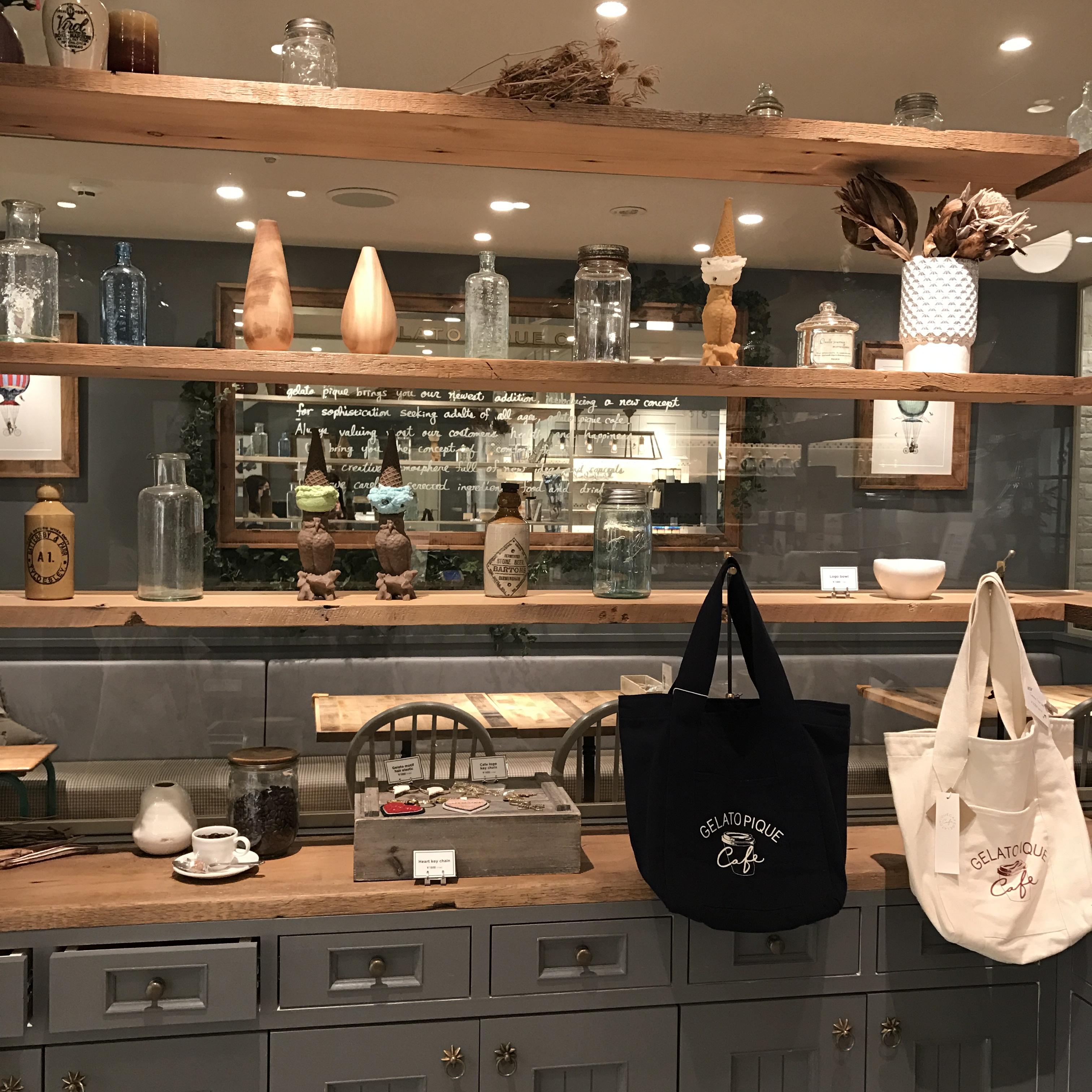 【オススメKYOTO CAFE】 とにかく可愛い♡♡ gelart pique cafe _1_2