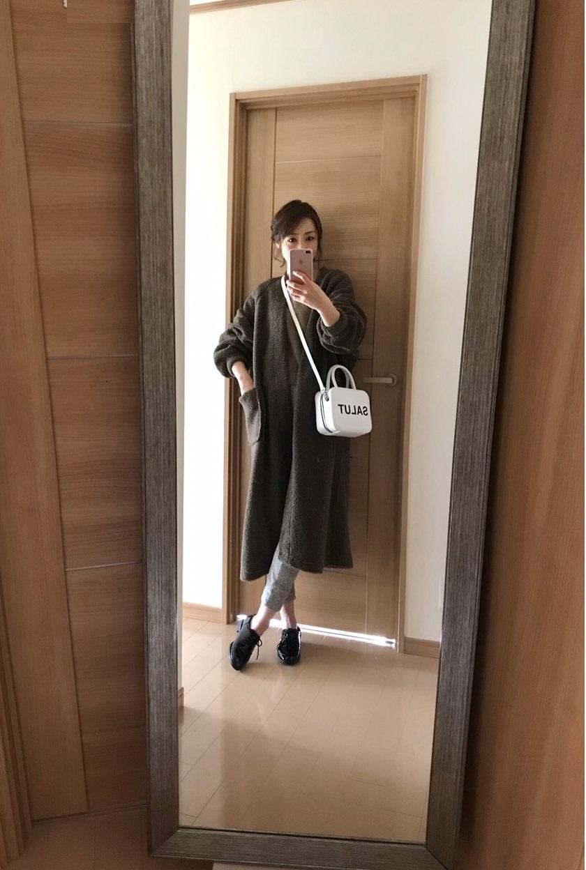 ミチノのバッグを持った画像