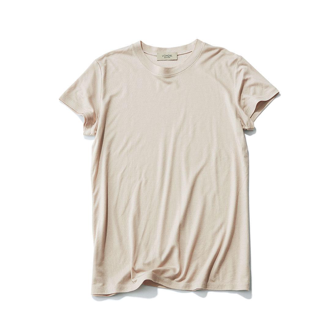 Tシャツ¥13,000/FUN(フォンデル)