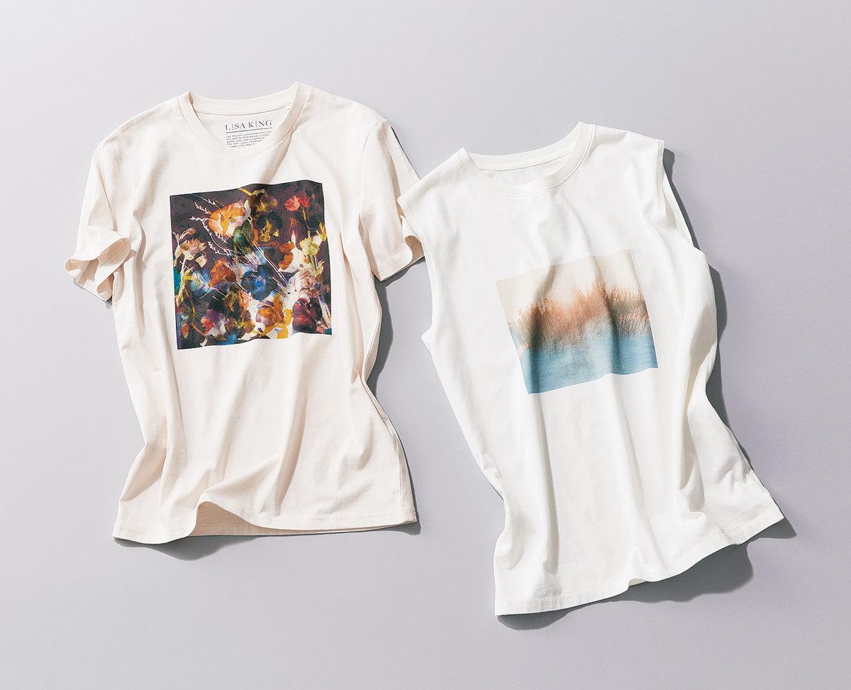 フォトTシャツ2
