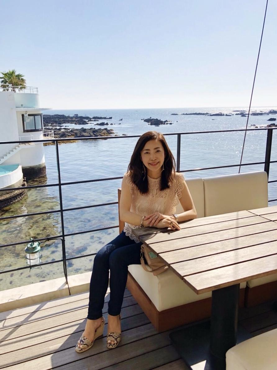 ZARAの夏コーデで海辺のレストランへ☆_1_8