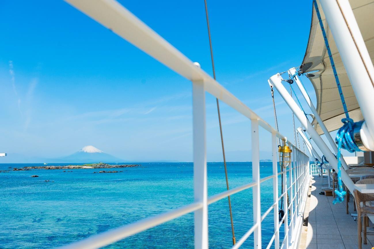 【NEW OPEN】絶品料理と絶景を楽しめる、海沿いのレストラン「アズーラ マーレ サジマ」_1_2
