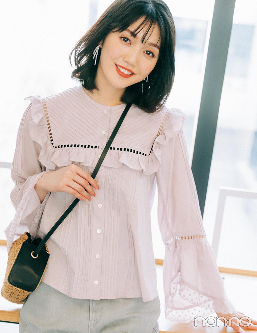 Photo Gallery ノンノモデル・松川菜々花 最新フォトギャラリー_1_4