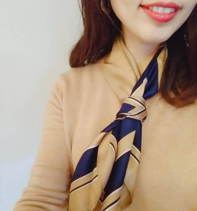 大人に効くスカーフ、初心者はどう取り入れる⁉_1_5