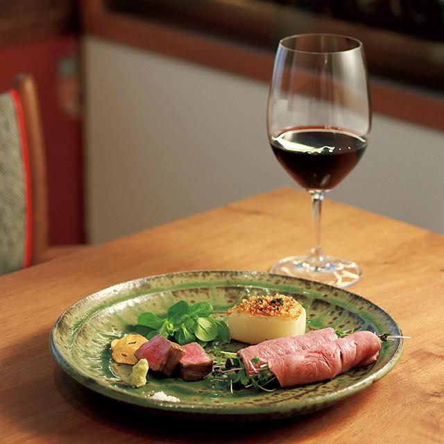 【食欲の秋】心もお腹も満たしてくれる。京都の最新フレンチ&フュージョン&スイーツ 五選_1_1-4