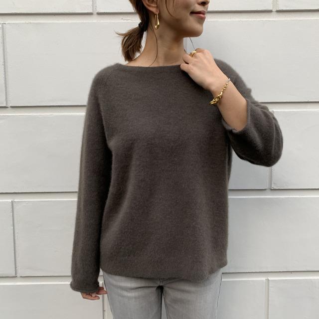 HAUNT:2wya knit