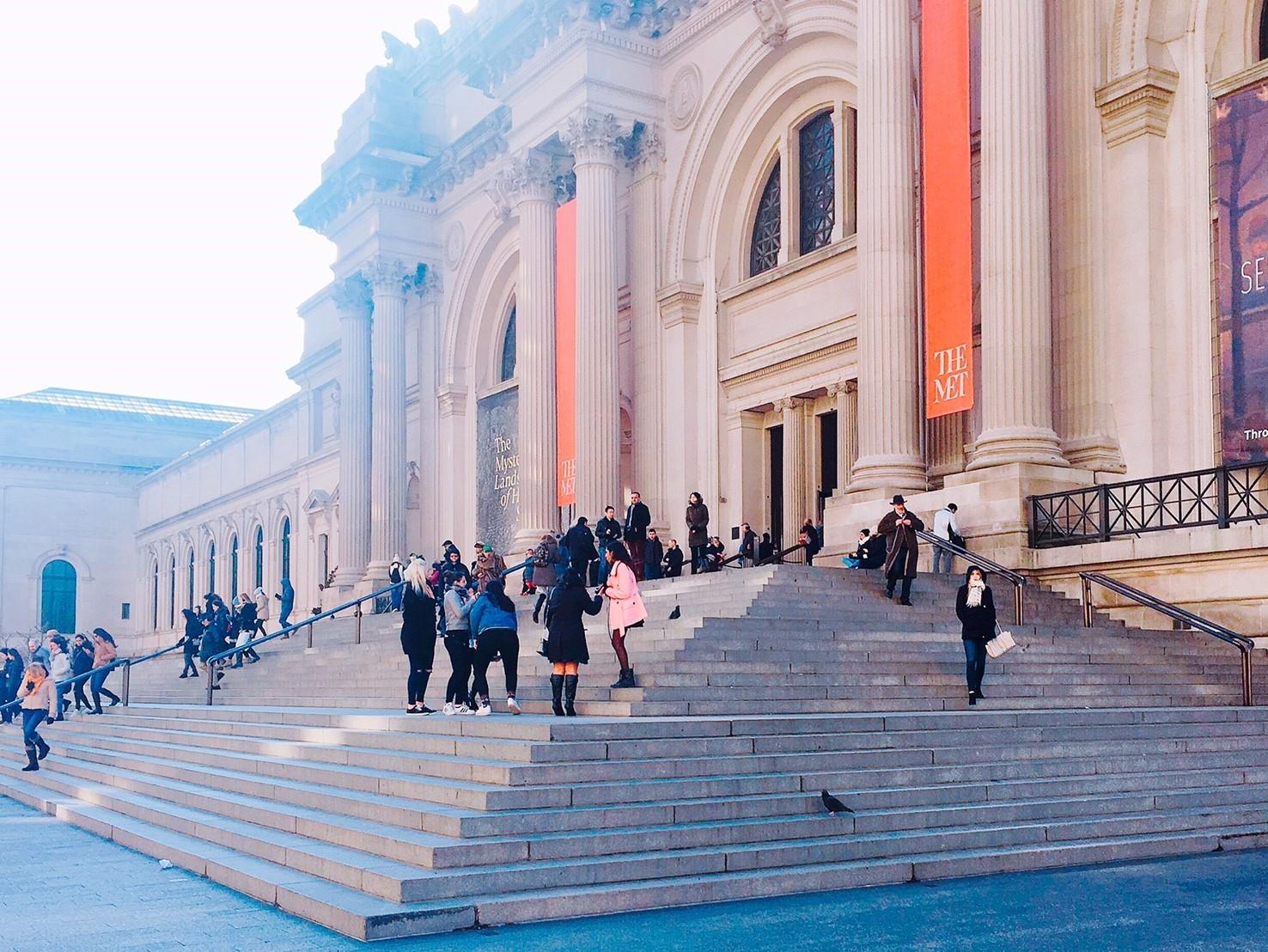 【ニューヨーク】のんびり鑑賞《MoMA・MET》_1_3-2