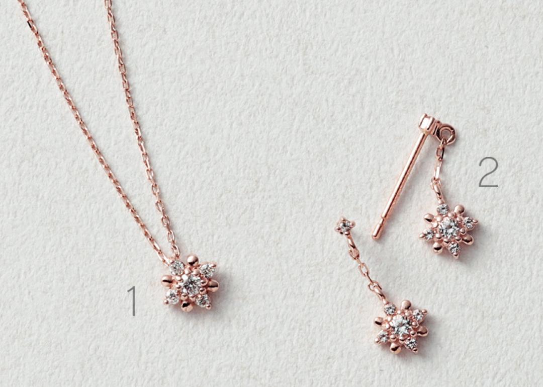 クリスマス限定☆ジルスチュアートのネックレスが特別感満載!_1_3