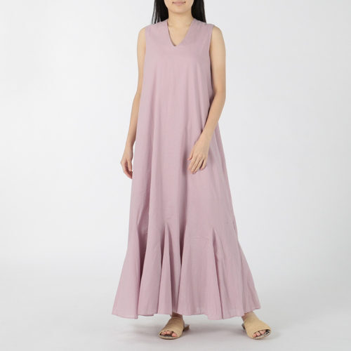 MARIHA 夏の月影のドレス(ノースリーブ)