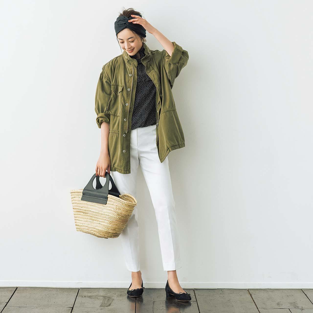 2019年夏、40代に人気のかごバッグは?   アラフォーファッション_1_13