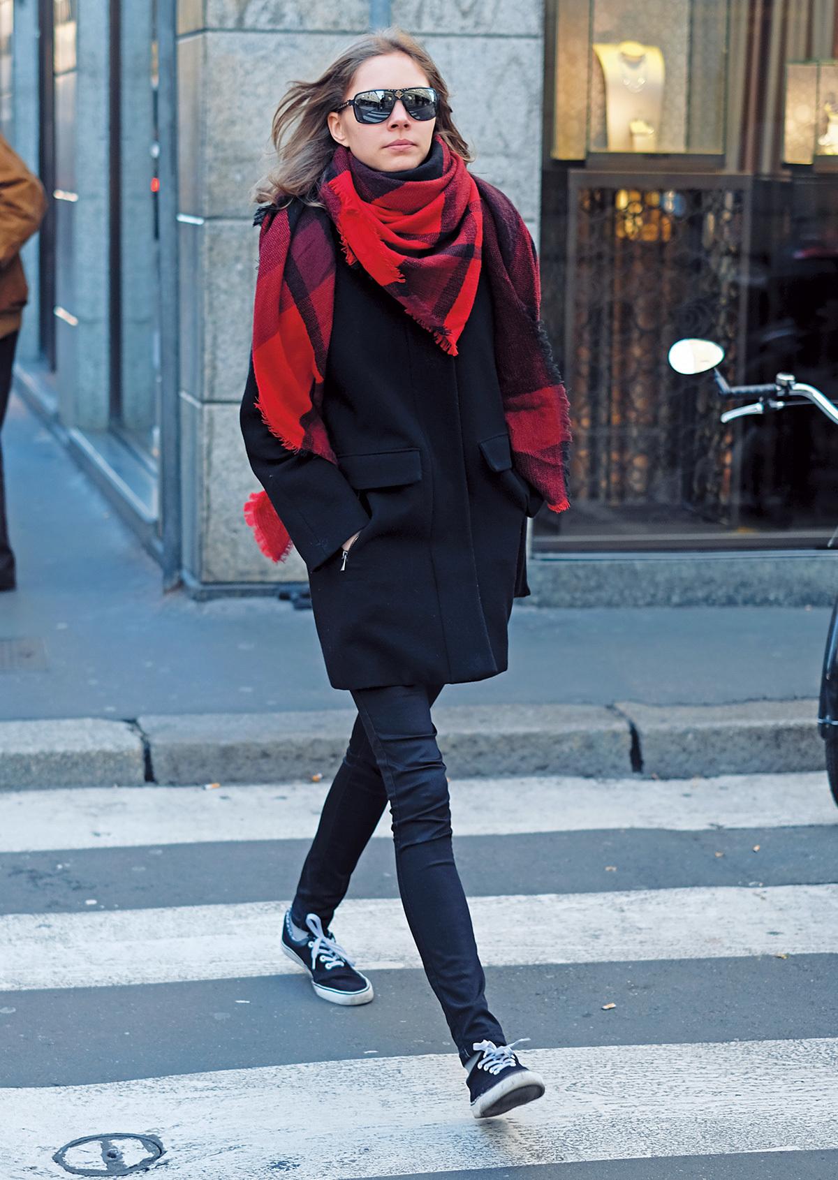 五明祐子が選ぶ海外スナップBEST5【ファッションSNAP ミラノ・パリ・NY編】