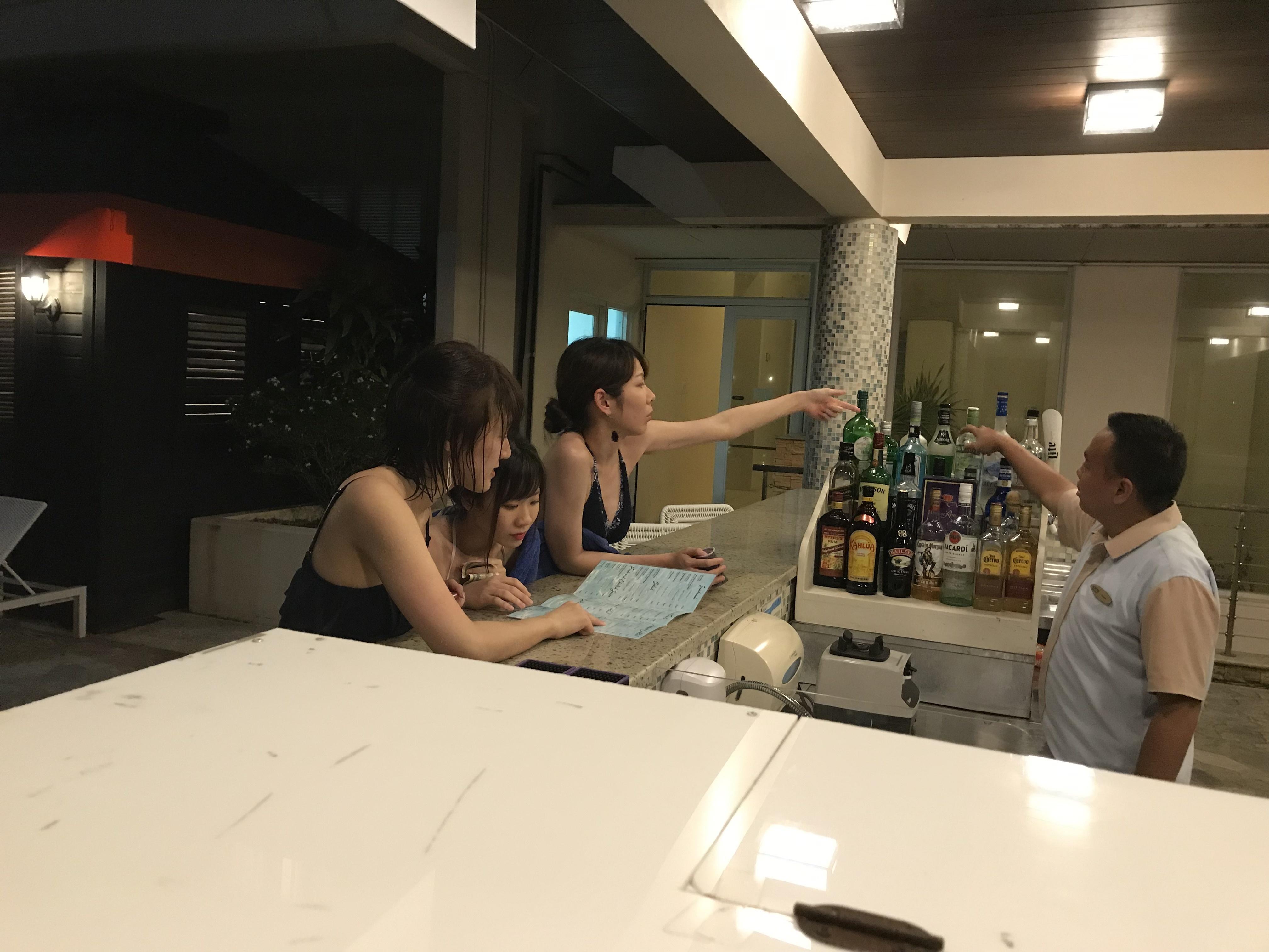 【グアム旅行⑥】ホテル・プール編_1_6-3