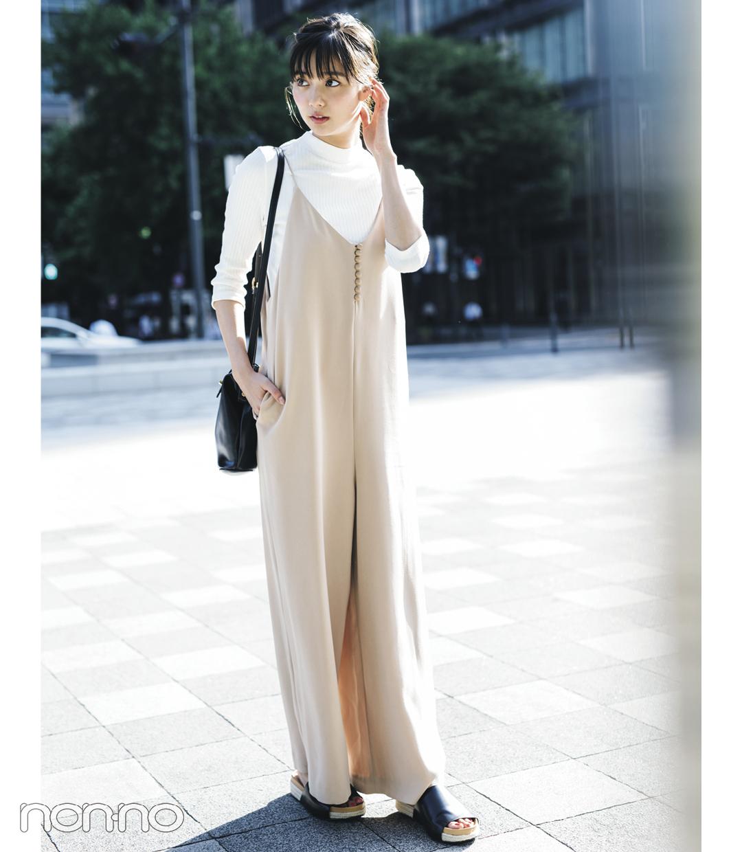 新川優愛のバッグ&バッグの中身、夏の私服コーデまで大公開!_1_3