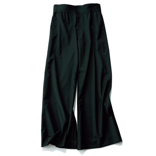 M・fil《エムフィル》 黒パンツ
