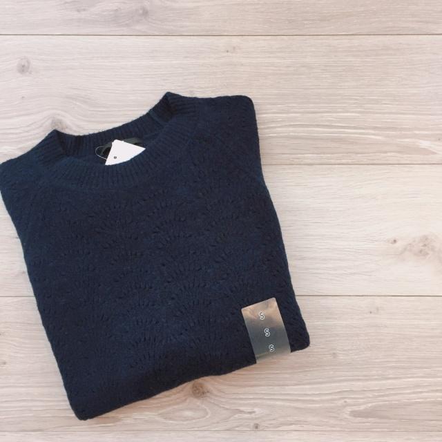 UNIQLO再値下げ790円ニット【momoko_fashion】_1_2