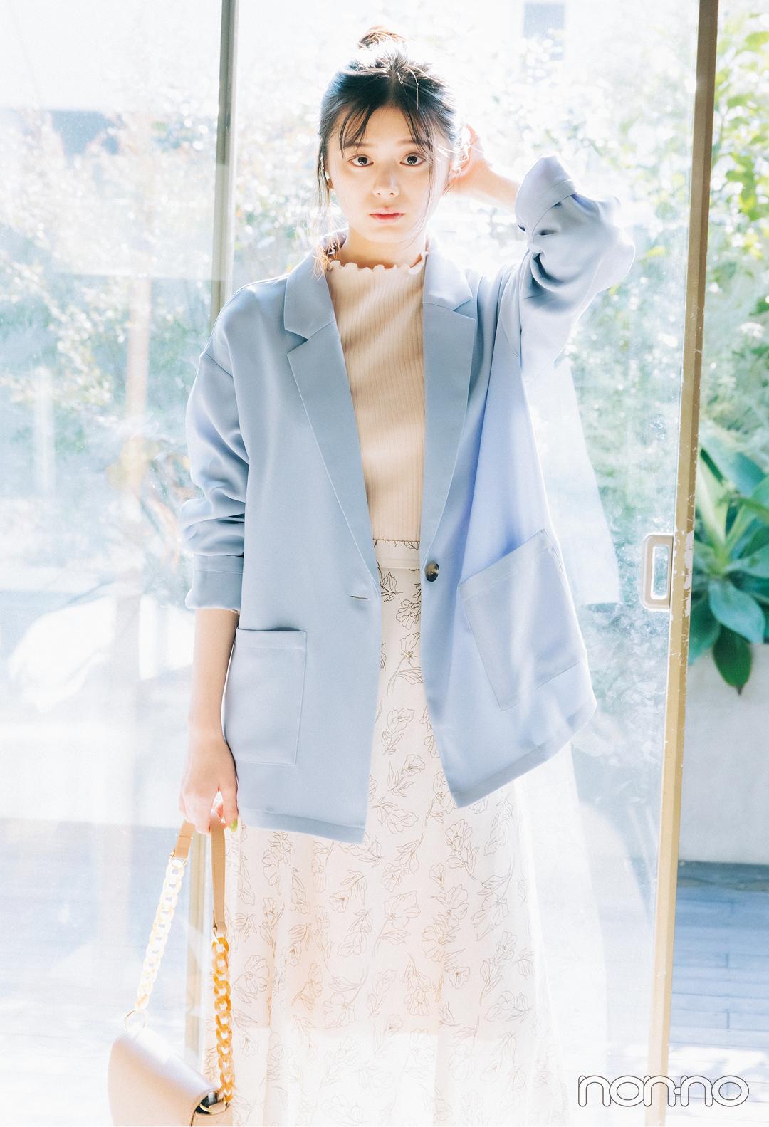 Photo Gallery モデル&女優として活躍中! 無限の透明感を持つ、紺野彩夏フォトギャラリー_1_3