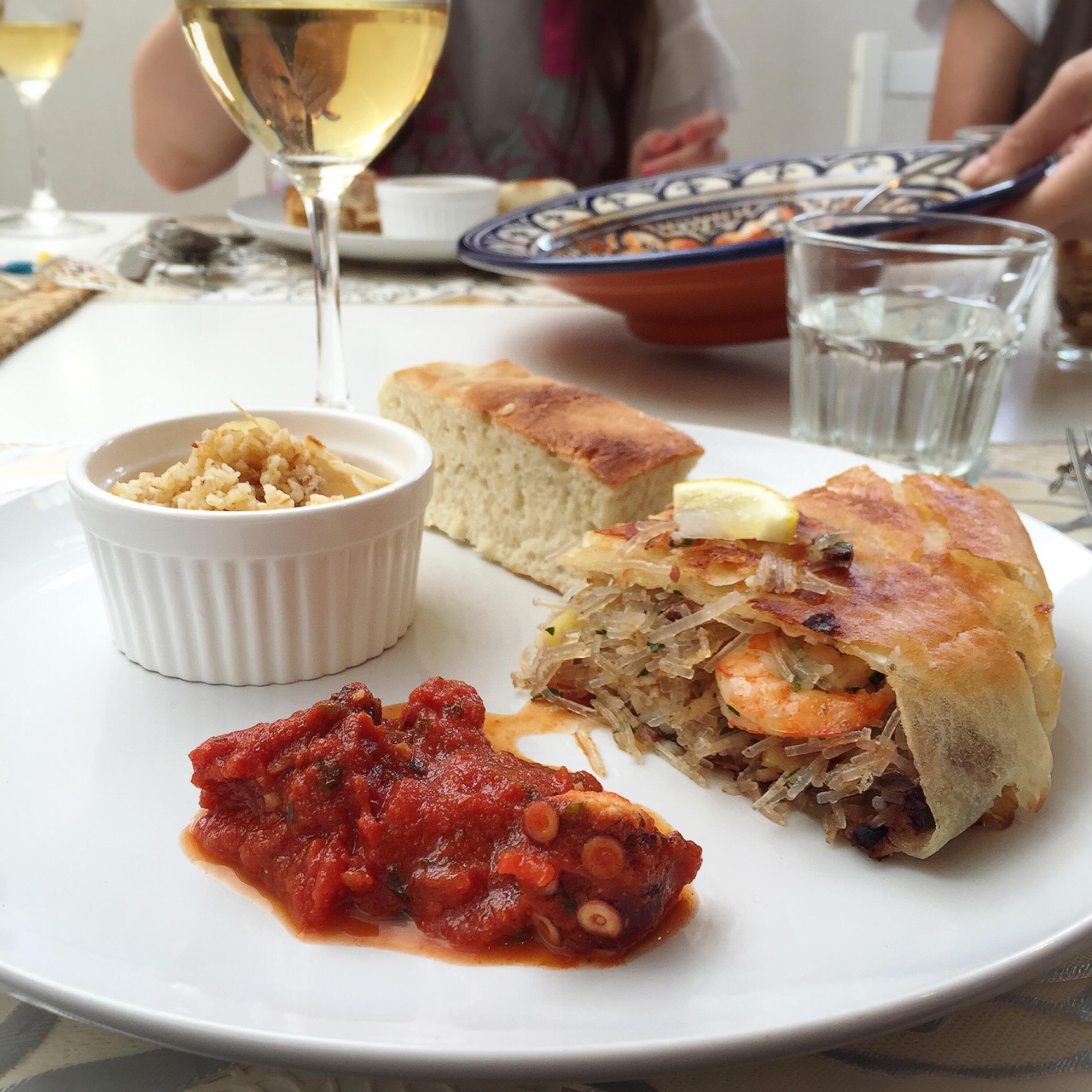 久しぶりのモロッコ料理。暑い時にはスパイスを!_1_1