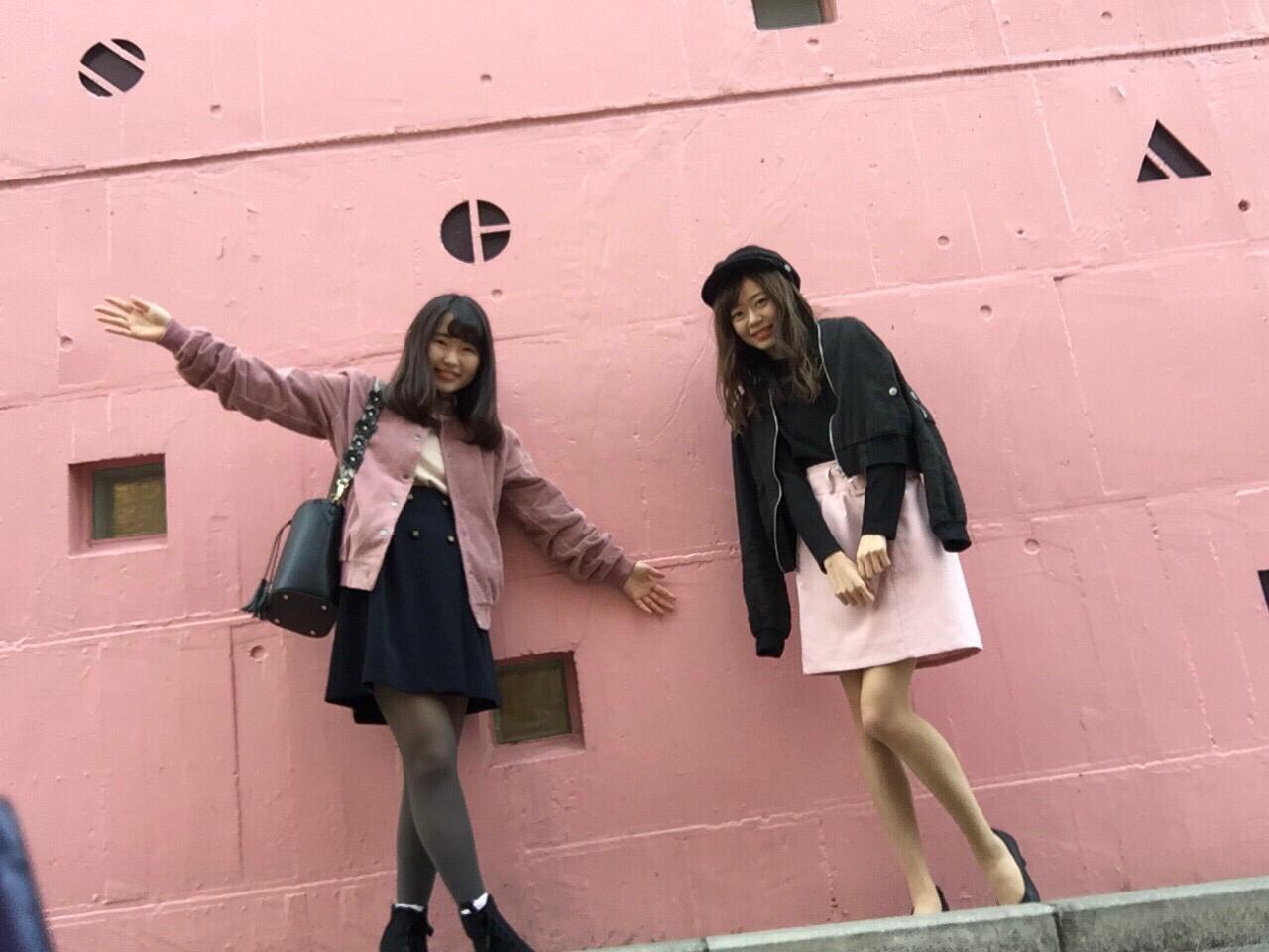 Vol.4♡ Pink × Blackで大人ガーリーcoordinate❤︎_1_4