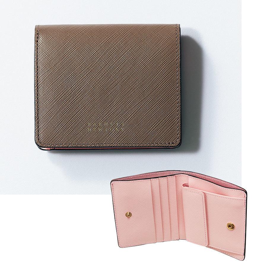 2019年おすすめの二つ折り財布 バーニーズニューヨーク