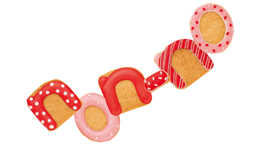 Canvas Cookies Jiyugaokaのオリジナルアイシングクッキー