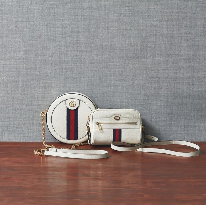 ファッション グッチのショルダーバッグ