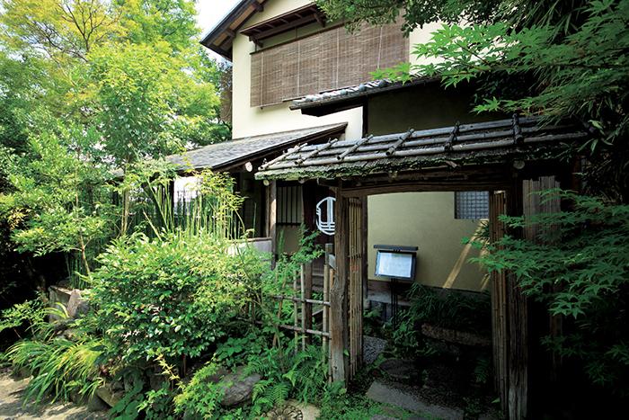 洗練の自家製甘味を円山公園の隠れ家で味わえる「茶菓円山」_1_1-1