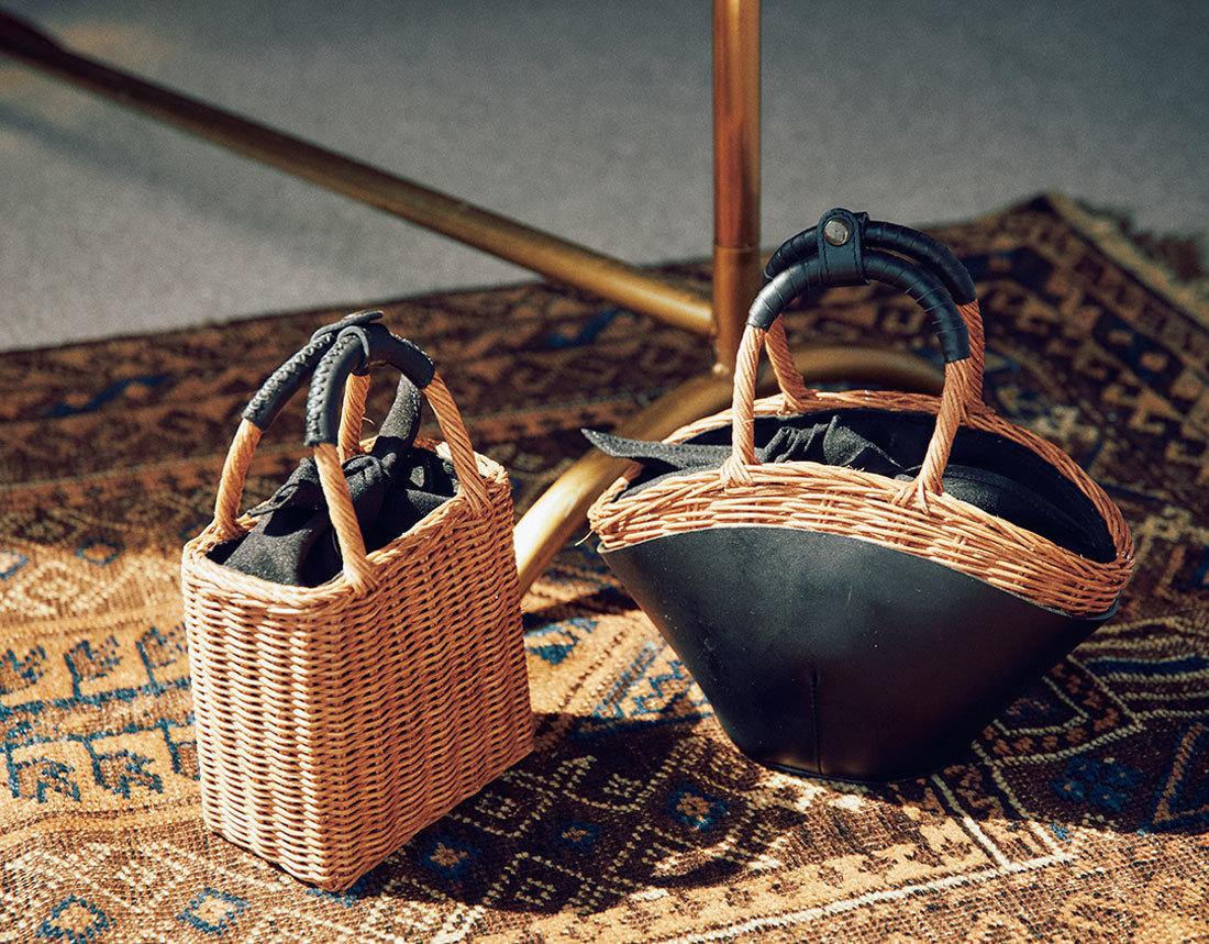 【40代におすすめの夏バッグ】コーデにメリハリを出す2021夏のトレンドバッグとは?|アラフォーファッション_1_6