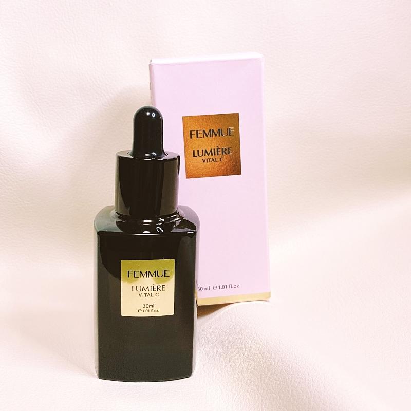 売り上げもリピート率もナンバー1のFEMMUEの美容液ファミュ ルミエールヴァイタルC