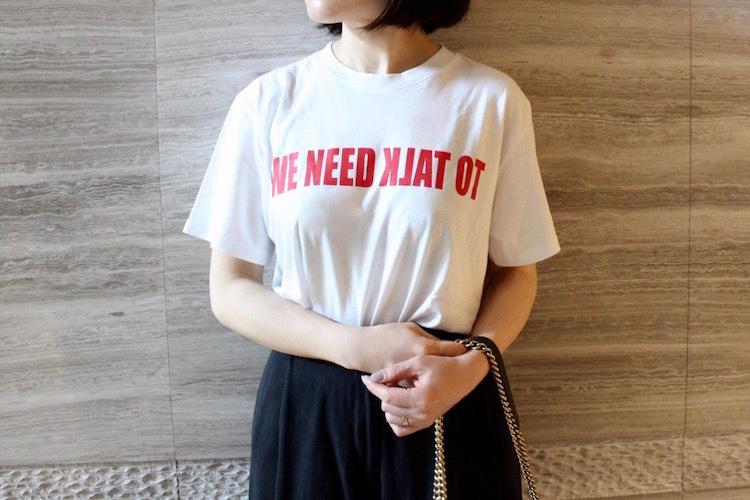 みんな大好き!ロゴTシャツ_1_3