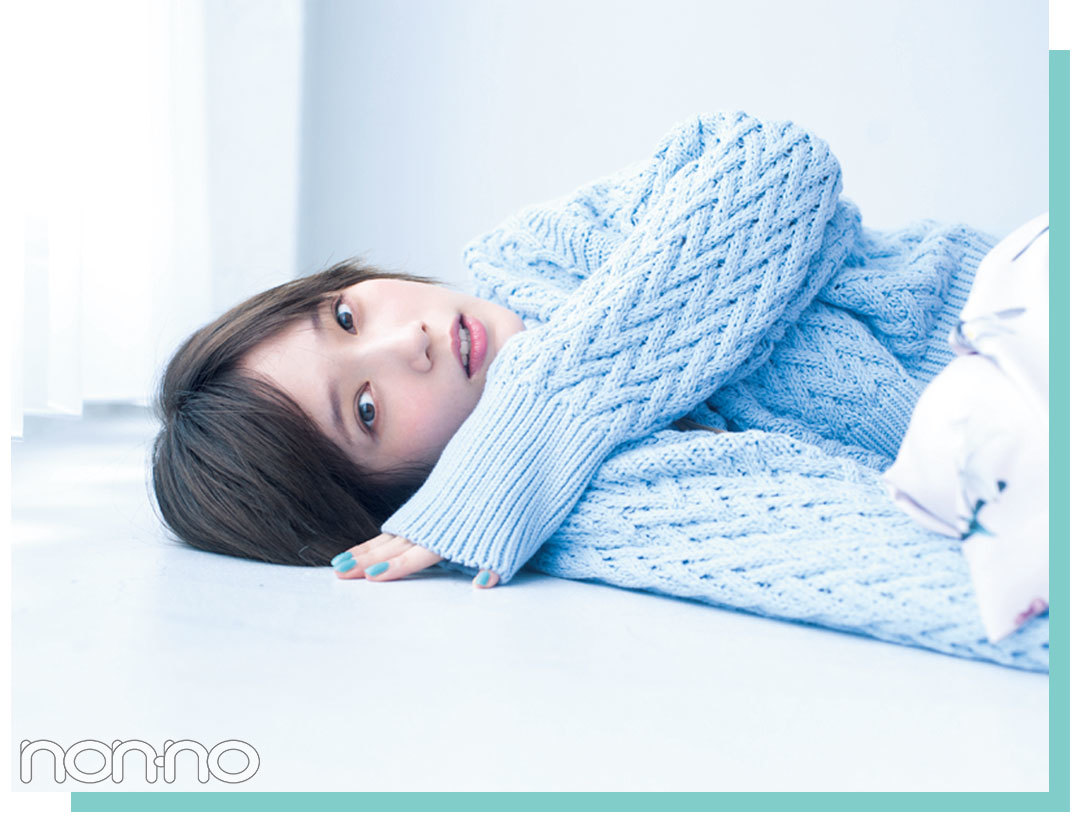 本田翼が考える♡春の好かれ顔メイク、正解はコレ!_1_9