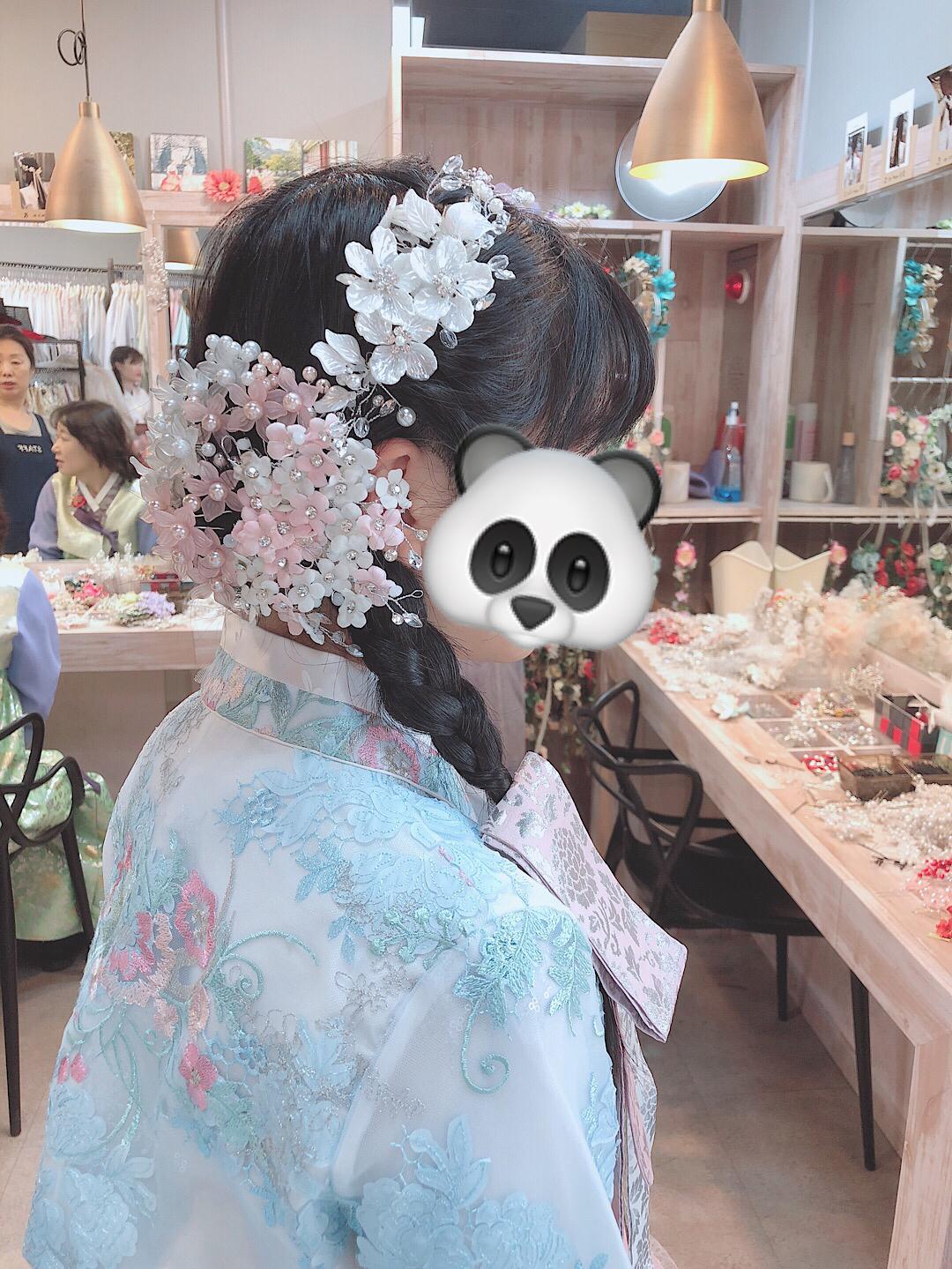 【韓国旅行】種類が豊富なチマチョゴリレンタル店!☆_1_8