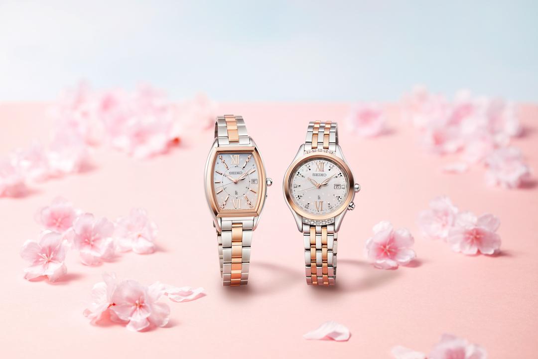 春の新生活に!オンオフ使えるセイコーの腕時計、桜限定モデルが有能すぎ♡_1_1