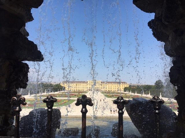 夏休み旅行 day7:オーストリア ウィーン2_1_6-2