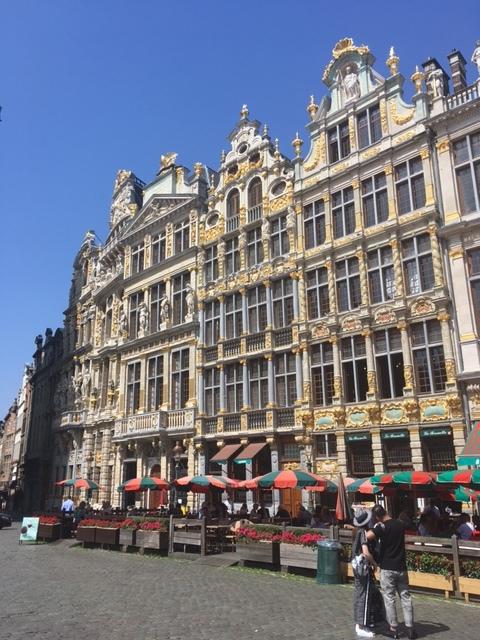 ベルギー ブリュッセル_1_1-2