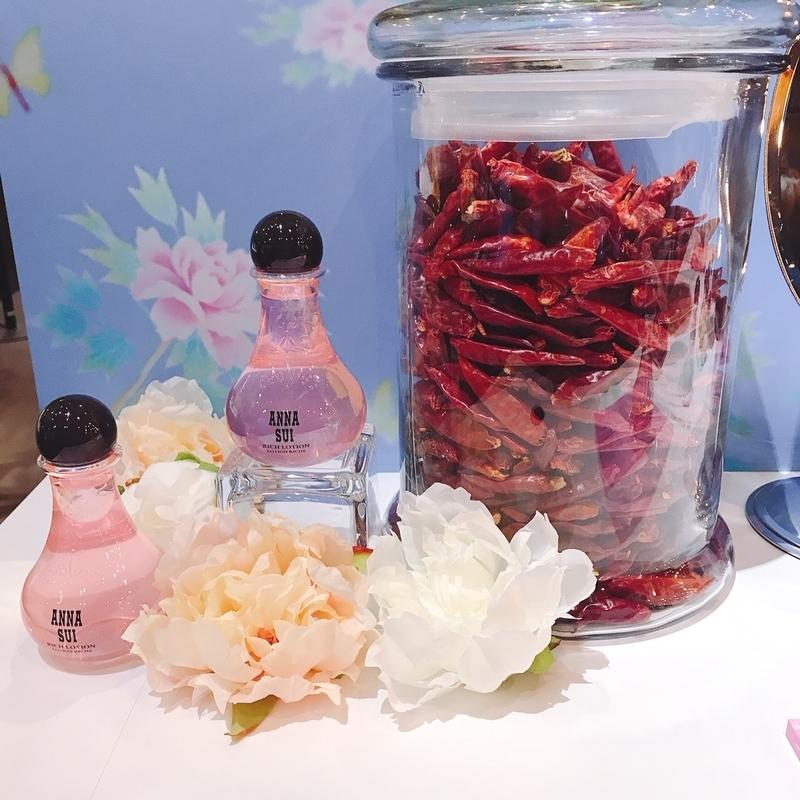 アナスイの新化粧水、リッチ ローション