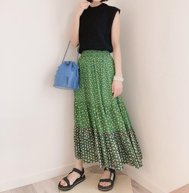 上下UNIQLOで出来ちゃう♥初夏コーデ【momoko_fashion】_1_2-1
