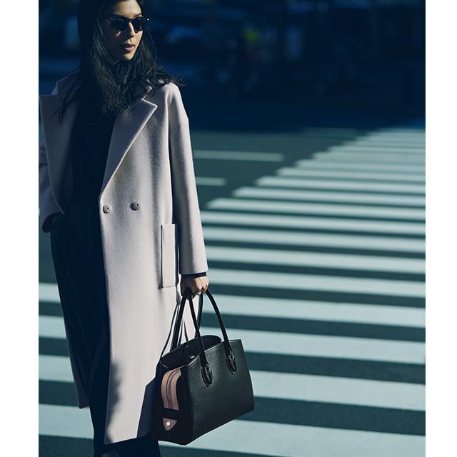 トッズの人気バッグシリーズ「D スタイリング」から、働く女性に向けたモデルが登場