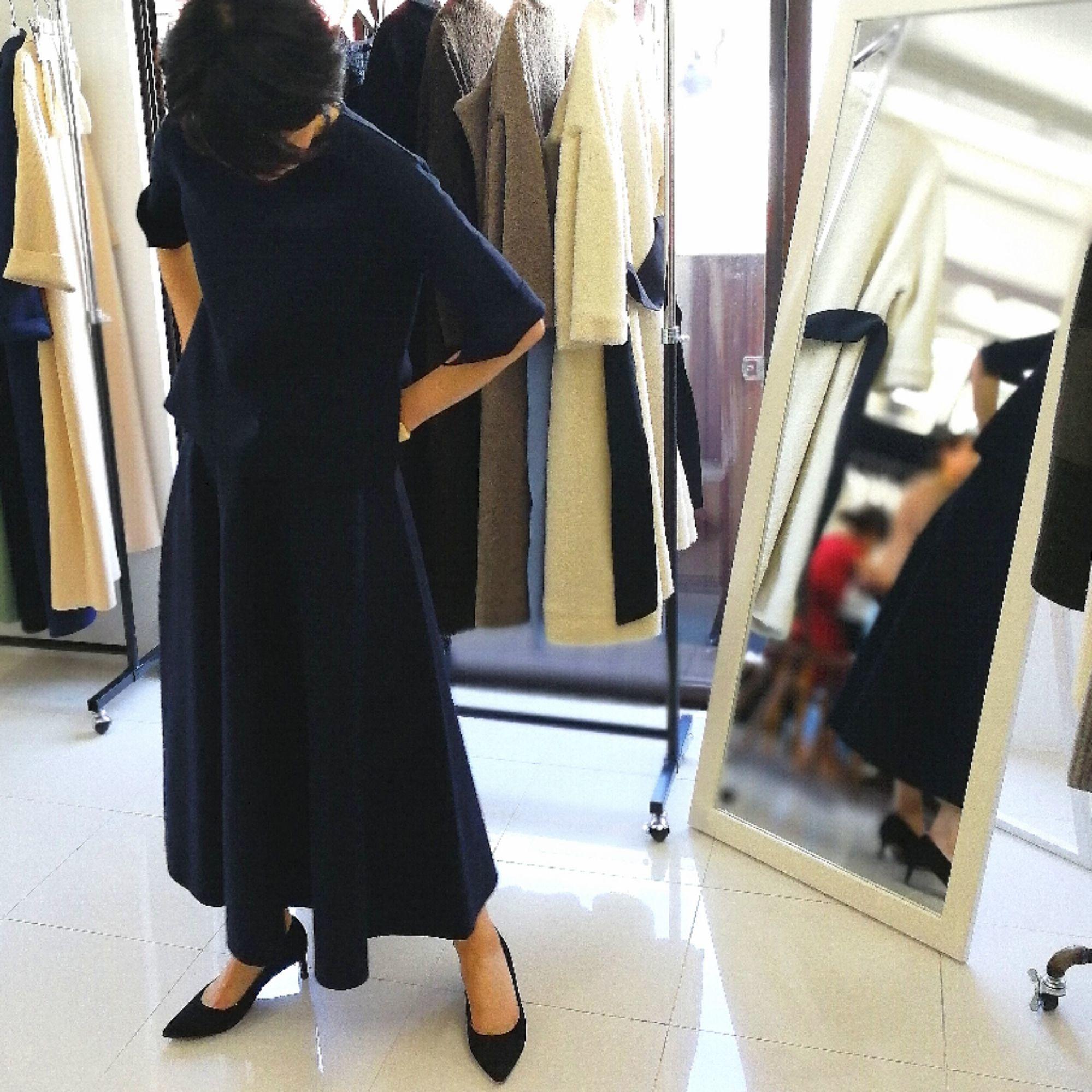 Marisol誌面で一目惚れしたスカートを求めて_1_1-4
