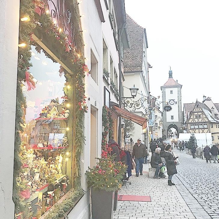 まるで、おとぎの国?本場ドイツのクリスマスマーケット*✩‧₊˚_1_2
