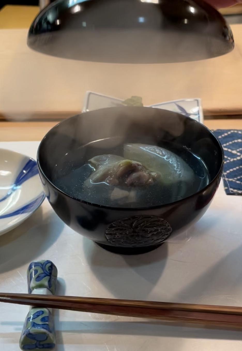 妙齢女子、初めてのお料理に舌鼓を打つ。_1_7