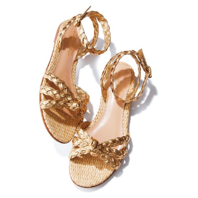 ジャンヴィト ロッシの靴