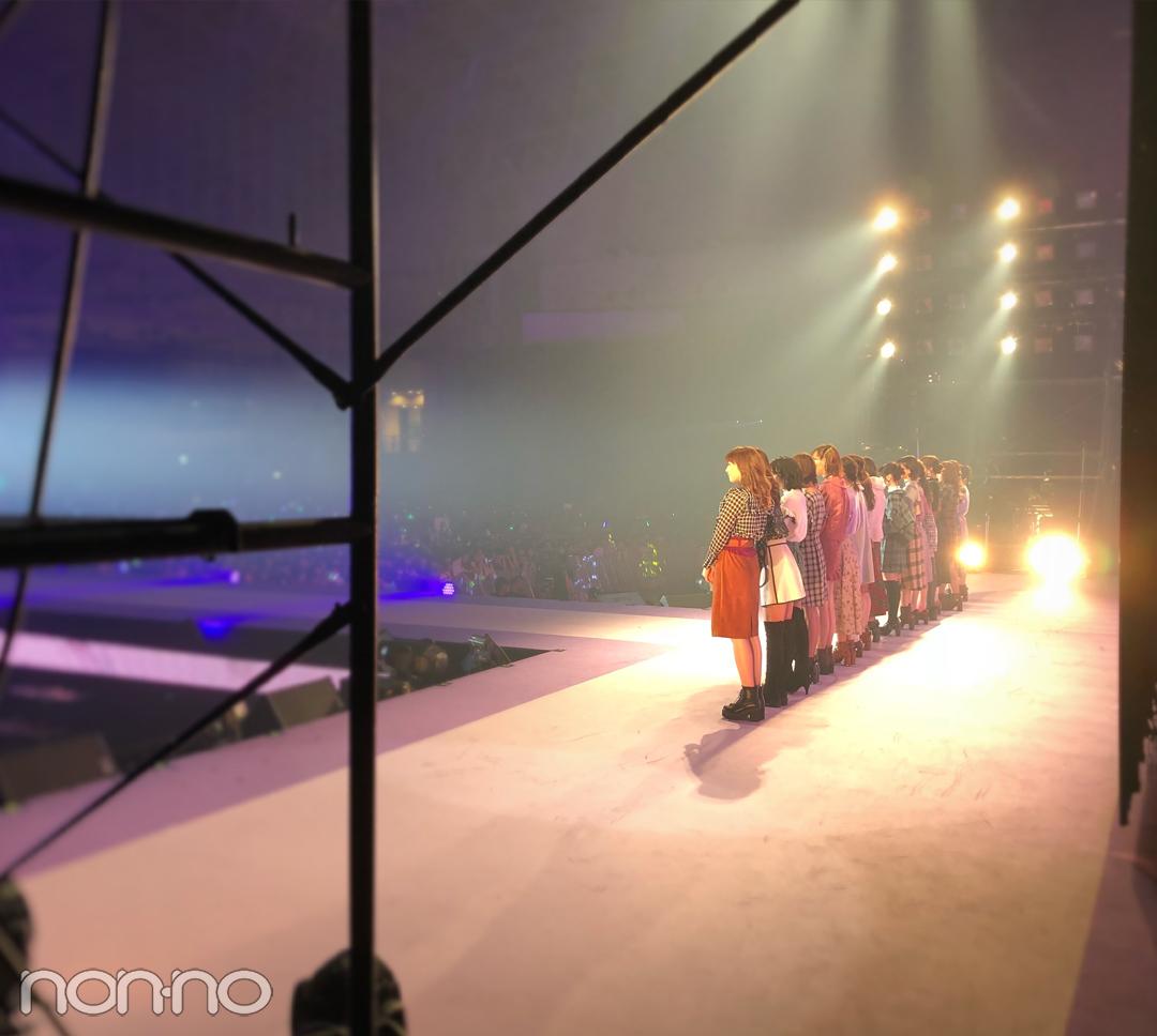 新モデルの発表も!『ガールズアワード2018AW』non-noステージの舞台裏オフショット公開♡_1_2-11